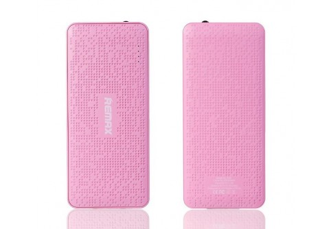 Power Bank Remax Pure 10000 mAh Pink